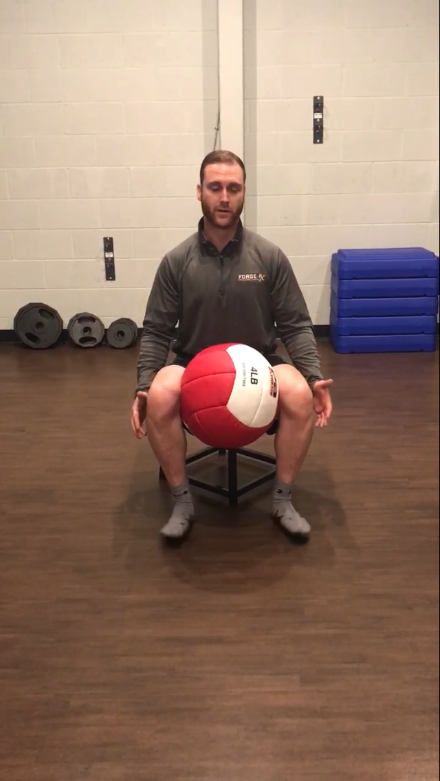 Seated Tibial Internal Rotation (Video)